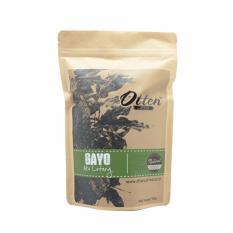 Jual Otten Coffee Arabica Aceh Gayo Natural Process 500G Bubuk Kopi Satu Set