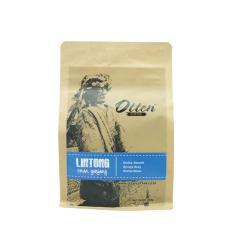 Harga Otten Coffee Arabica Lintong Onan Ganjang 200G Biji Kopi Otten Coffee Terbaik