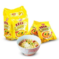 Ottogi Cheese Ramen - 4pcs