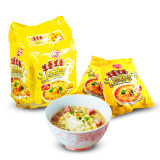 Review Ottogi Cheese Ramen 8 Bungkus Ottogi