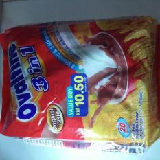 Spek Ovaltine 3In1 Original Taste Isi 20Sticks Multi