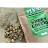 Toko Ovj My Green Coffee Bean Biji Kopi Hijau Kopi Diet Berat 1Kg 1000Gr Ovj