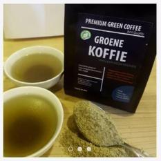 Spesifikasi Ovj Premium Green Coffee Kopi Hijau Kualitas Premium Groene Koffie Menurunkan Berat Badan Secara Alami Lengkap