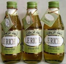 Paket 3 Minyak Zaitun Le riche