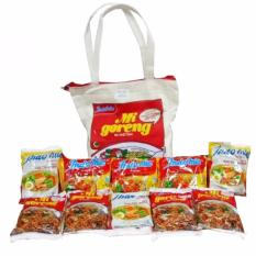 Beli Paket Indomie Jadul Bundle 10 Free Tas Vintage Murah