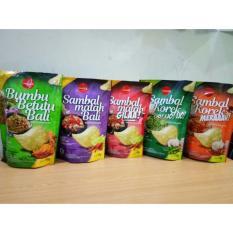 Paket Keripik Singkong Rasa Lokal 5 pcs
