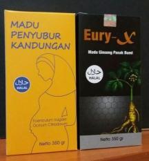Jual Paket Madu Penyubur Kandungan Dan Eury X Madu Penyubur Original