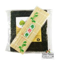 Beli Paket Nori Manjun 50 Lembar Sushi Mat 24Cm Terbaru