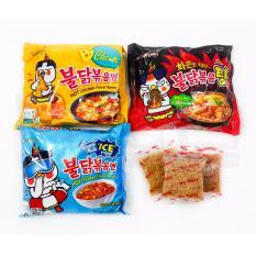 Diskon Paket Samyang 3 Rasa Stew Cheese Cool Dan Poya Udang Bu Rudy Akhir Tahun