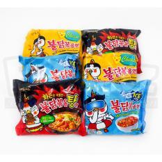 Toko Paket Samyang 3 Rasa Stew Cool Cheese Isi 6 Samyang Online