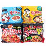 Cuci Gudang Paket Samyang 4 Rasa Stew Cool Cheese Spicy Isi 4
