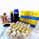 Harga Pempek Candy Paket B Kecil Isi 40 Pcs Pempek Candy South Sumatra