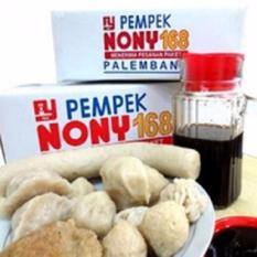 Review Pempek Nony A Isi 30 Pcs Pempek Nony 168
