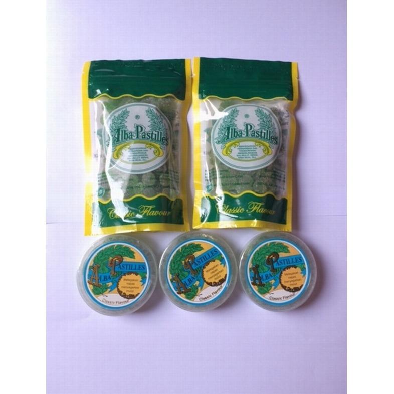Pencarian Termurah Paket Bundling A - Alba Pastilles Classic Permen harga penawaran - Hanya Rp45.