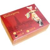 Beli Pia Legong Bali Full Cokelat 8Pcs Box Dengan Kartu Kredit