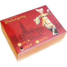 Pusat Jual Beli Pia Legong Bali Full Cokelat 8Pcs Box Bali