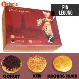 Promo Pia Legong Mix Coklat Keju No Brand