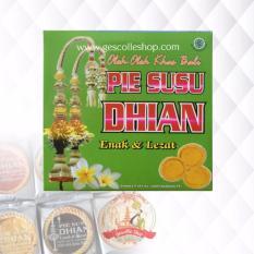 Harga Pie Susu Dhian Isi 50 Original Universal Asli