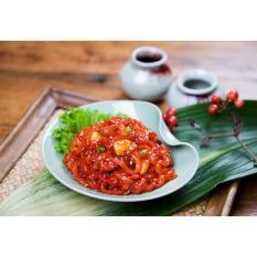 Pitaldo Ojingeo Jeotgal Korea Squid Kimchi Korea Pitaldo Diskon 50