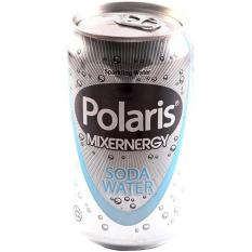 POLARIS Mix Energy Soda Water 330ml