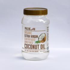 Jual Premium Organic Vco Mezzaluna 485Ml Minyak Kelapa Murni Virgin Organik Baru