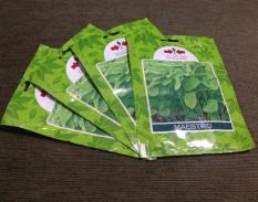 PROMO 26000 Seeds Benih Bayam Maestro- Cap Panah Merah- Original Pack