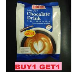 Berapa Harga Promo Beli 1 Bonus 1 Gold Kili Chocolate Drink 15 S 450 Gr Gold Kili Di Riau Islands