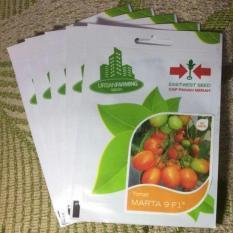 PROMO Benih Bibit Tomat Hibrida MARTA 9 F1 Panah Merah Ppouch TERMURAH