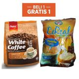 Promo Promo Buy1 Get1 Super White Coffee Brown Sugar 15 S 450Gr Free Super Cereal Coklat 20 S 600 Gr Riau Islands
