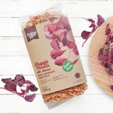 PROMO~Ladang Lima Red Spinach / Bayam ( Healthy Noodle ) dengan Bumbu ORIGINAL