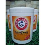 Pure Baking Soda Arm Hammer Pharmacy Grade 1000Gr Diskon Akhir Tahun