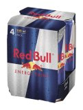 Red Bull Energy Drink Kaleng 250Ml 4 Pack Red Bull Diskon 30