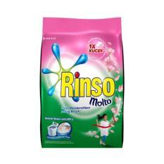 Rinso Molto Deterjen Bubuk Pink 900 gr