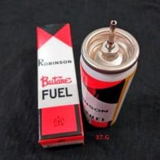 ROBINSON Gas size mini 37 gram - isi ulang korek api gas [khusus untuk wilayah pulau jawa}