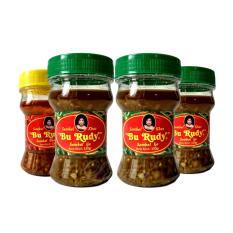 Sambal Bu Rudy Khas Surabaya - Sambal Bawang 1 btl + Ijo 3 btl