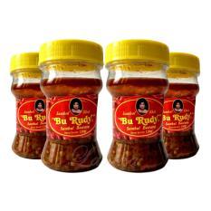 Sambal Bu Rudy Khas Surabaya - Sambal Bawang - 4 botol