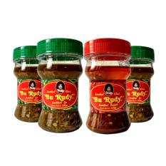 Sambal Bu Rudy Khas Surabaya - Sambal Ijo 2 Btl + Bajak 1 btl + Ijo 1 btl