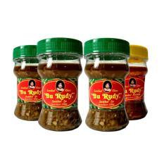 Sambal Bu Rudy Khas Surabaya - Sambal Ijo 3 Btl + Bawang 1 btl