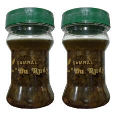 Iklan Sambal Bu Rudy Khas Surabaya Sambal Lombok Ijo 2 Botol