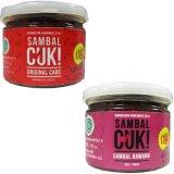 Spek Sambal Cuk Paket Sambel Bawang Dan Original Sambal Cuk