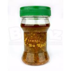 Sambal Ijo Hijau Peda Bu Rudy Oleh-Oleh Khas Bu Rudi Surabaya