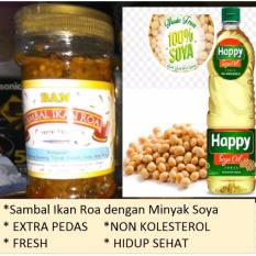 Sambal ikan ROA EXTRA Pedas - Soya Salad Oil