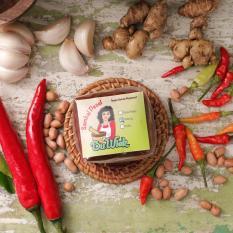Review Sambal Pecel Bu Wiek Level Sedang 800 Gram Free Ongkir Jabodetabek
