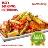 Beli Samwon Eomuk Odeng Bokki 600 Gr Fresh Makanan Korea Enak Lezat Bergizi Dengan Kartu Kredit