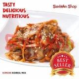 Spesifikasi Samwon Kimchi Mix Sawi Lobak Wortel Fresh 1 Kg Makanan Korea Paling Bagus
