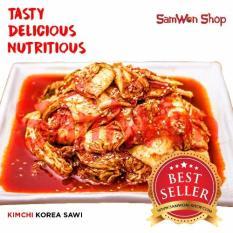 Ulasan Samwon Kimchi Sawi Fresh 500 Gram Makanan Korea