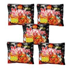 Samyang Ramen Spicy Hot Chicken - Mie Instan Pedas Rasa Ayam 140gr - 5 Bks