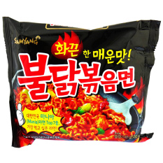 Samyang Spicy Chicken Ramen Korea