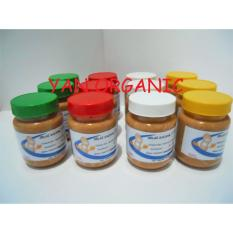 Spesifikasi Selai Kacang Organic Selai Kacang Organik Sele Kacang Tanppa Bahan Pengawet Murah Berkualitas