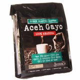 Jual Sentra Kopi Aceh Gayo Arabica Ground Coffee Bubuk Arabika 500 Gram Ori